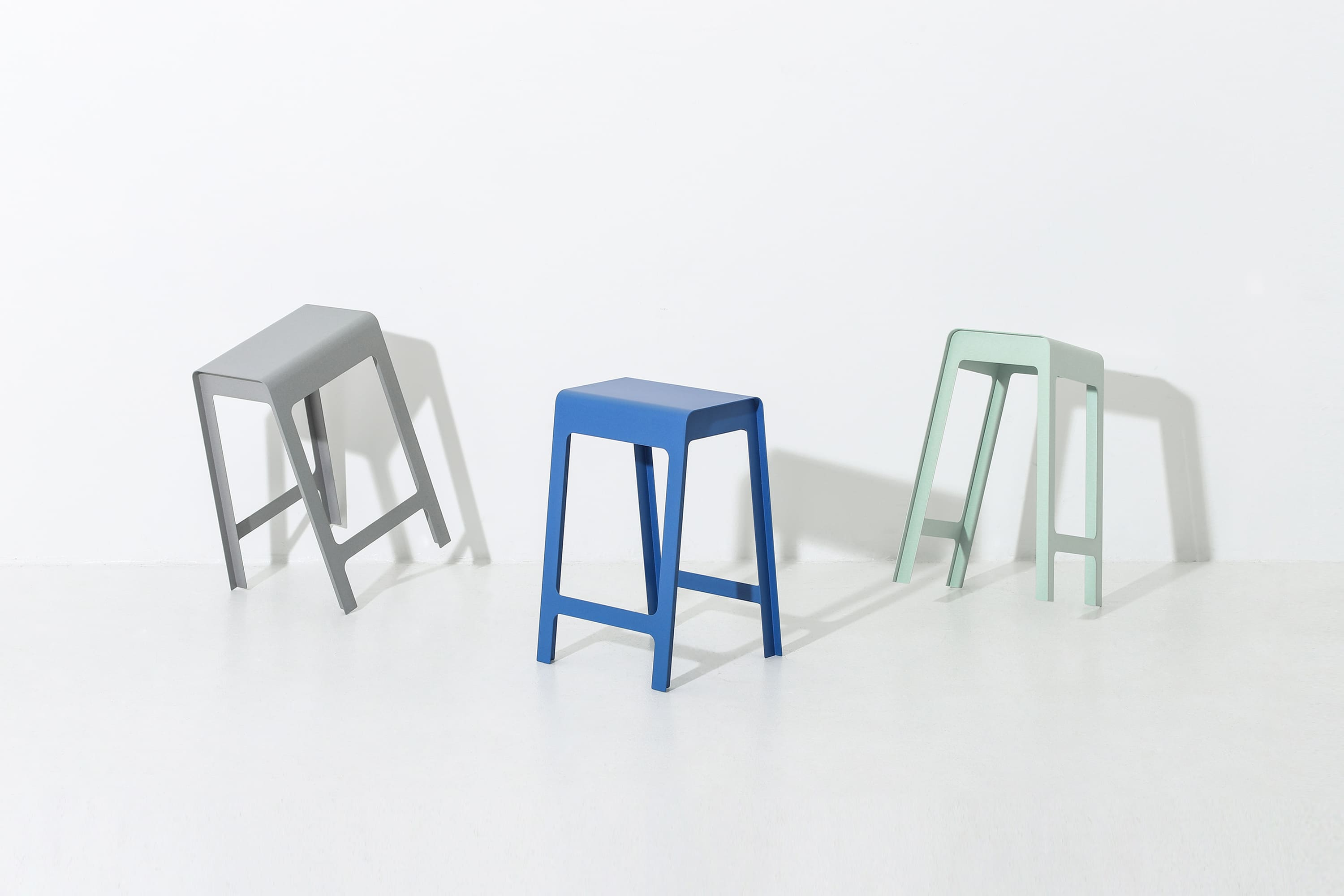 H Stool|Color