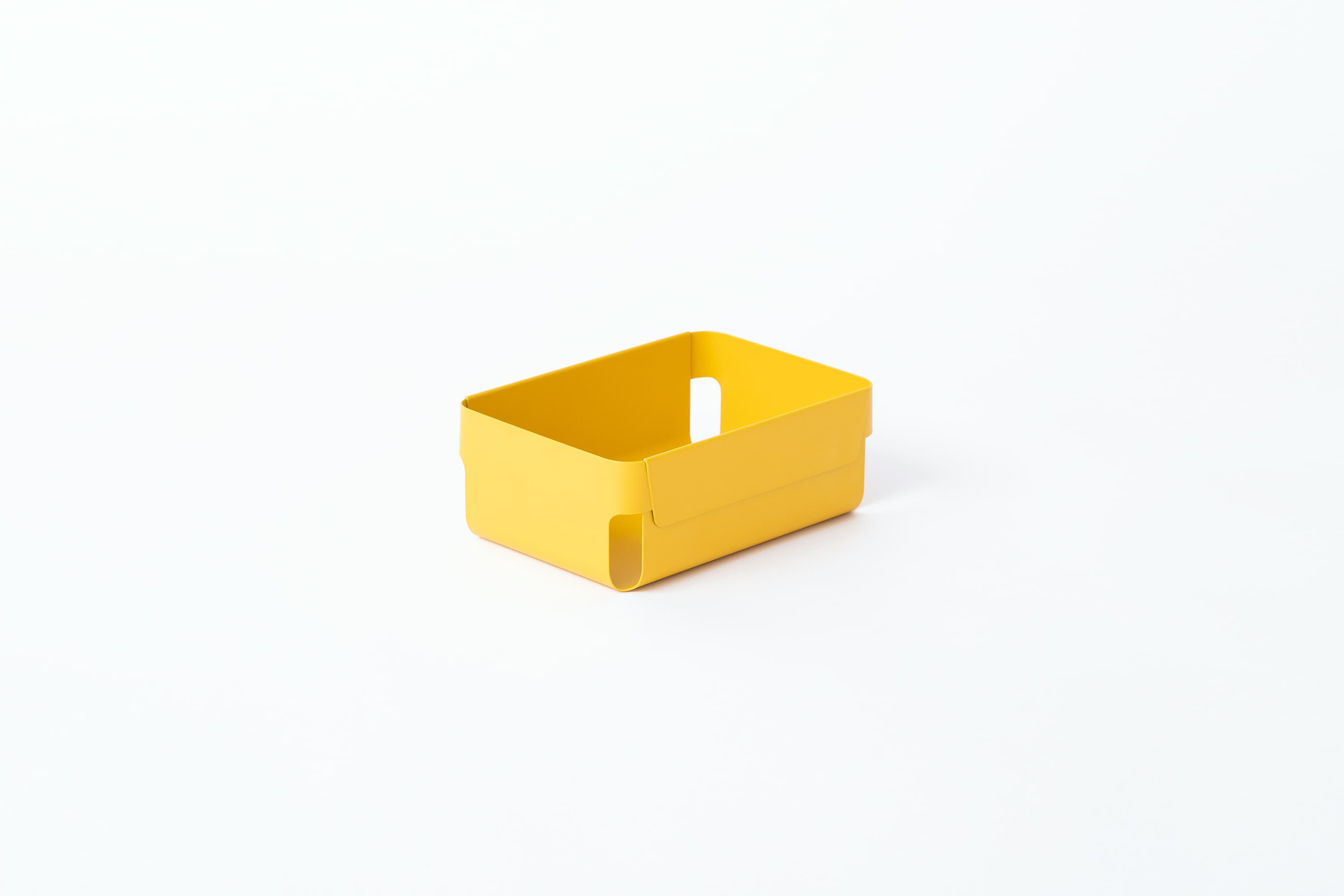 Parcel|Container mustard