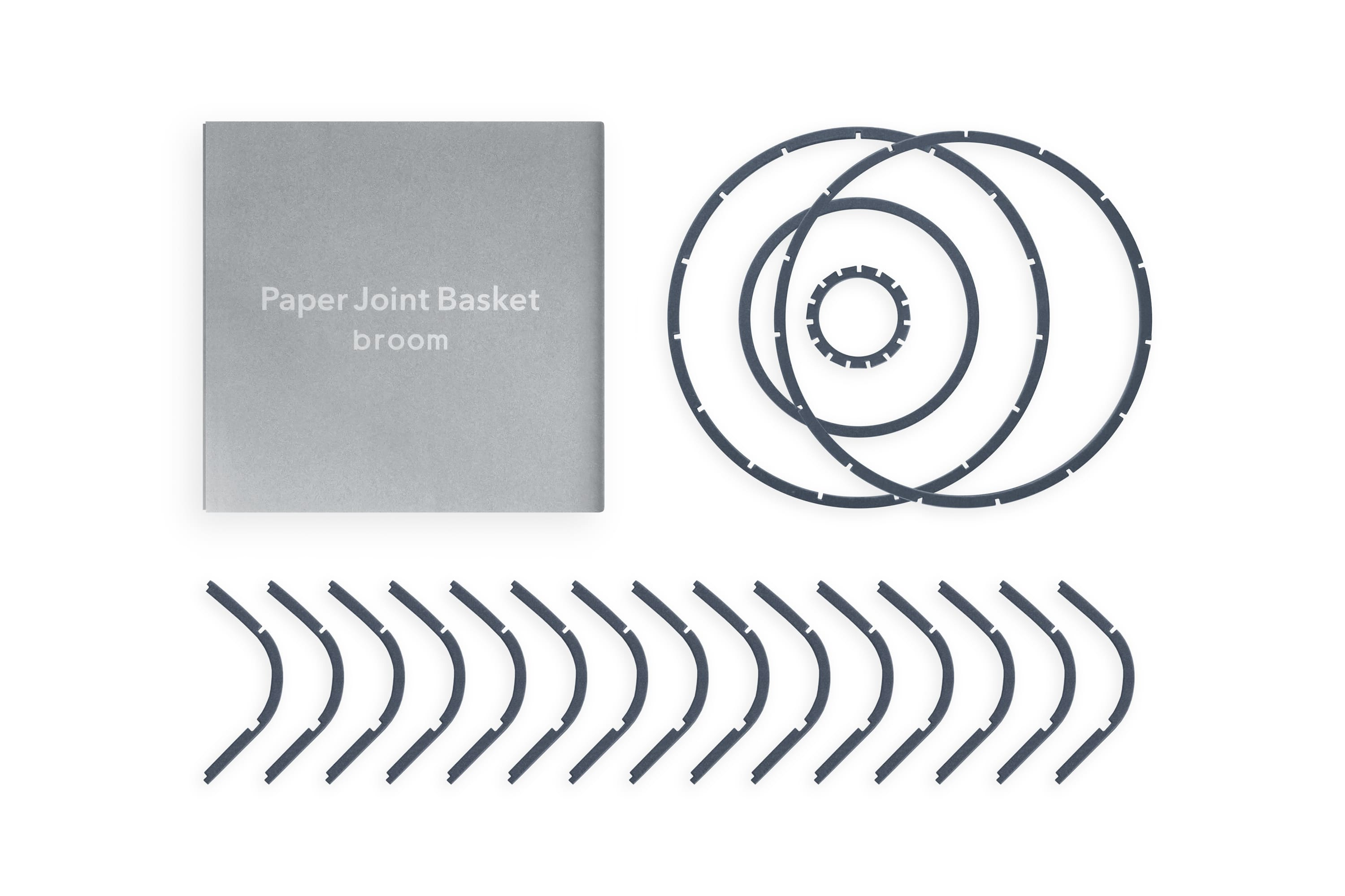 Paper Joint Basket|Package